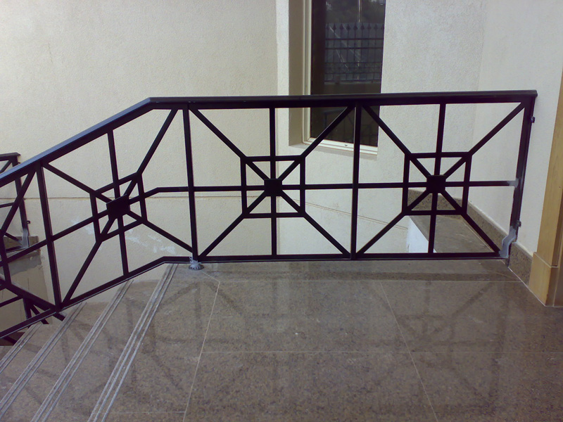 Handrails / Balustrades (Wrought Iron)