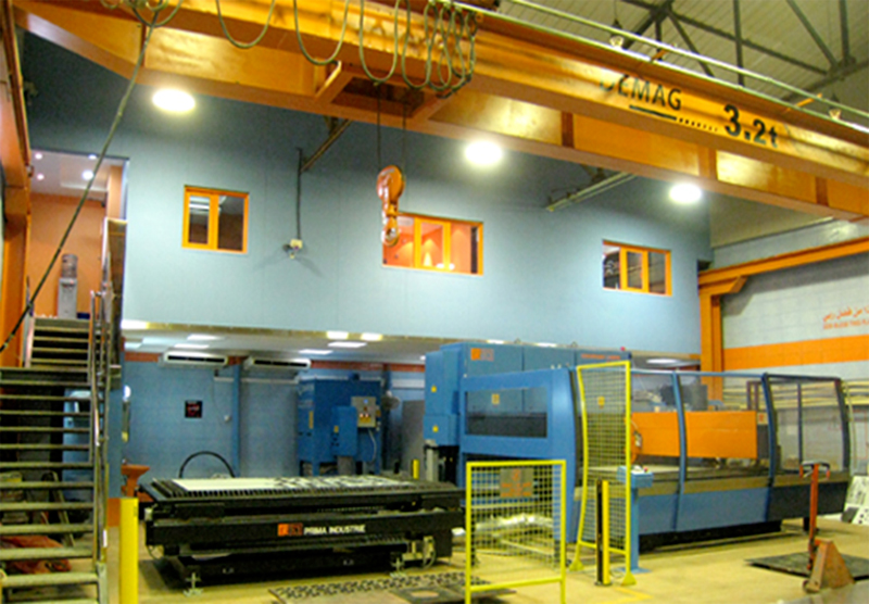 METALCO Laser & Waterjet Cutting Service Center